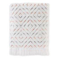 Di Di Bath Towel in Coral Pink