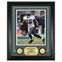 NFL Philadelphia Eagles Brian Dawkins Hall of Fame Bronze Coin Photo Mint