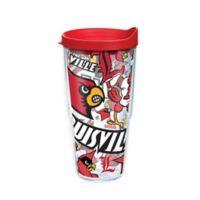 Tervis® University of Louisville Cardinals 24 oz. Wrap Tumbler with Lid
