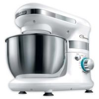 Sencor 4.2 qt. Stand Mixer in White