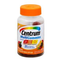 Centrum® 70-Count Adult's Multivitamin Gummies in Natural Cherry Berry and Orange