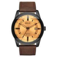 Relic® Everet Men's 45mm ZR12229 Sport Watch