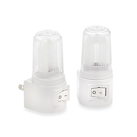 Good Choice Compact Fluorescent 2-Pack Nightlight