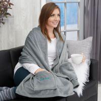 Stylish Name Personalized Cuddle Wrap