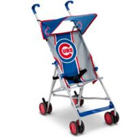 MLB Chicago Cubs Lightweight Umbrella Stroller