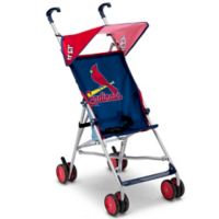MLB St. Louis Cardinals Lightweight Umbrella Stroller