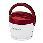 Crock-Pot® 20-Ounce Lunch Crock® Food Warmer in Red