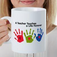 Touches a Life PZ 30 Oz Coffee Mug