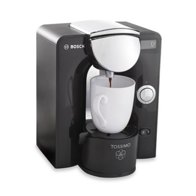 Bosch Tassimo T55 Single Cup Home Brewing System - Bed Bath & Beyond