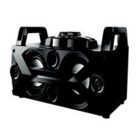 Sharper Image® Light-Up Portable Bluetooth Speaker Boombox
