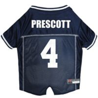 NFL Dallas Cowboys Dak Prescott Extra Large Dog and Cat Football Jersey