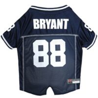 NFL Dallas Cowboys Dez Bryant Extra Small Dog and Cat Football Jersey