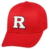 Rutgers University Premium MemoryFit™ 1Fit™ Hat in Red