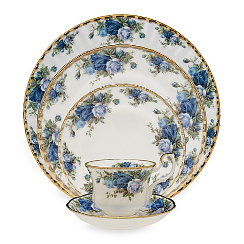 Royal Albert Moonlight Rose 5-Piece Place Setting