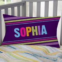 All Mine Personalized Lumbar Throw Pillow
