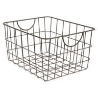Spectrum® Utility Basket in Grey