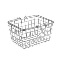 Spectrum™ Small Wire Basket in Chrome