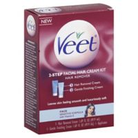 Veet® 3.38 oz. 3-in-1 Face Cream Kit Hair Remover