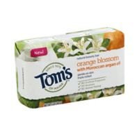 Tom's of Maine® 5 oz. Natural Beauty Bar Soap Orange Blossom with Moroccan Argan Oil
