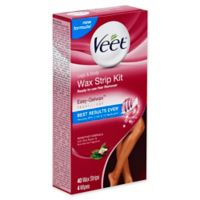 Veet® 40-Count Leg and Body Hair Remover Cold Wax Strips