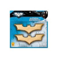 DC Comics™ 2-Piece Batman Batarangs Halloween Accessory