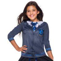 Harry Potter Luna Lovegood Revenclaw Top Large Child's Halloween Costume