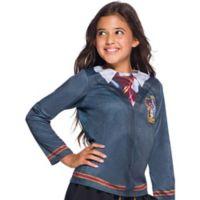 Harry Potter Gryffindor Top Medium Child's Halloween Costume