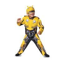 Size 3-4T Bumblebee Toddler Halloween Costume