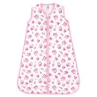 Luvable Friends® Size 18-24M Floral Wearable Sleeping Bag in Pink
