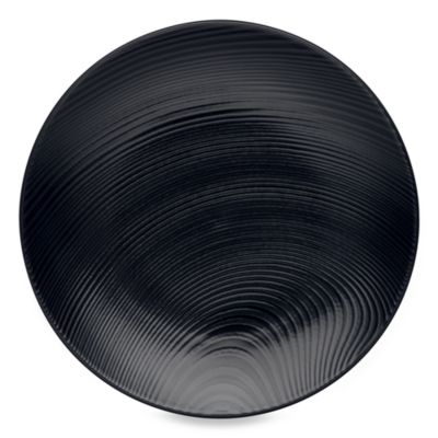 Noritake Black On Dune Salad Plate