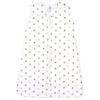Luvable Friends® Size 0-6M Owls Sleeping Bag in Yellow