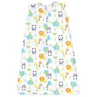 Luvable Friends® Size 0-6M Animals Sleeping Bag in Yellow
