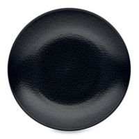 Noritake® Black on Black Snow Round Salad Plate