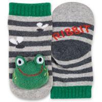 Ellen DeGeneres™ 0-6 Month Frog Rattle Baby Sock 15-Piece Set