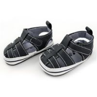 Rising Star™ Size 9-12M Fisherman Sandals in Blue