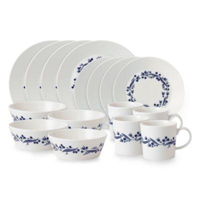 Royal Doulton® Fable 16-Piece Dinnerware Set  sc 1 st  Bed Bath \u0026 Beyond & Buy Royal Doulton Better Casual Dinnerware from Bed Bath \u0026 Beyond