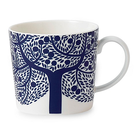 Royal Doulton® Fable Tree Decorated Mug in Blue