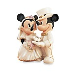 Lenox® Disney Minnie's Dream Wedding Figurine