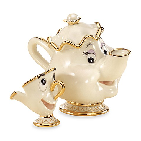 Lenox 174 Classic Mrs Potts Amp Chip Sculptures Buybuy Baby