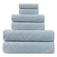 Enchante Home® Gracious 6-Piece Turkish Cotton Towel Set in Green