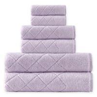 Enchante Home® Gracious 6-Piece Turkish Cotton Towel Set in Lilac