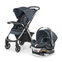 Chicco® Mini Bravo® Plus Travel System in Midnight