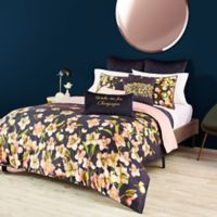 Ted Baker Arboretum Twin Comforter Set in Navy