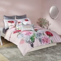 Ted Baker London Palace Gardens King Comforter Set in Pink