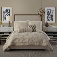 Ayesha Curry™ Natural Instincts Full/Queen Comforter Set in Linen