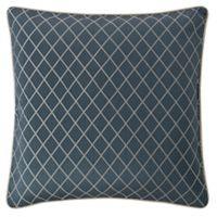 Waterford® Everett European Pillow Sham in Teal