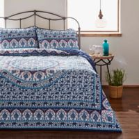 Azalea Skye® Amena King Quilt Set in Indigo