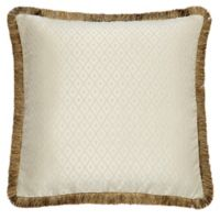 Waterford® Anora European Pillow Sham in Brass/Jade