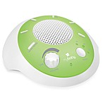 HoMedics® My Baby Soundspa Portable Green & White Green