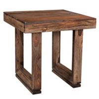 Coast to Coast Imports LLC™ Carteret End Table in Brown